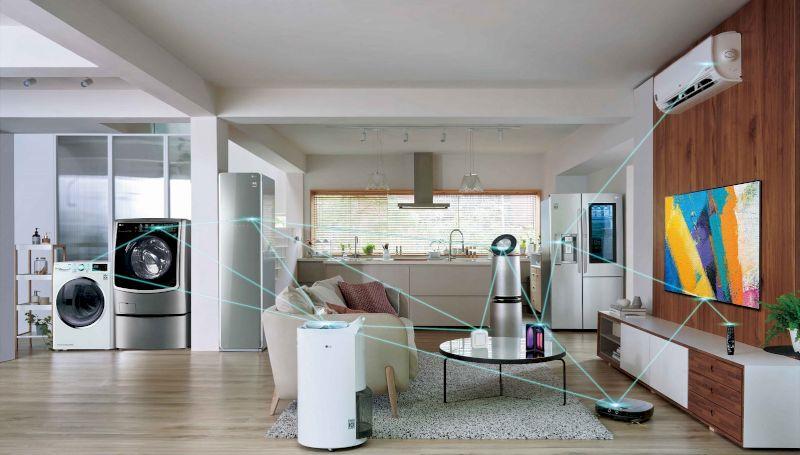 LG ThinQ Home智慧家庭體驗展