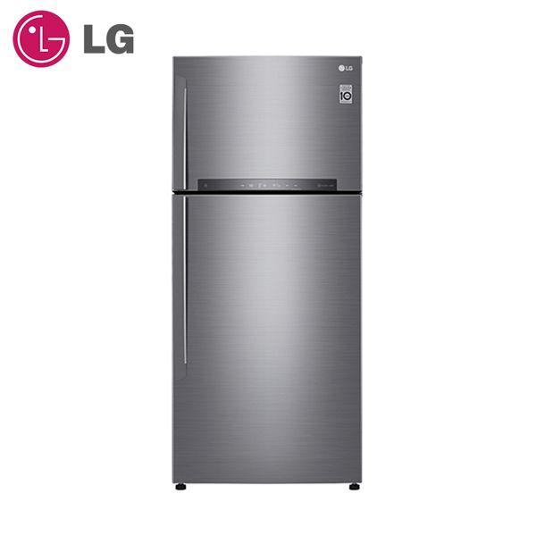 LG 525公升 變頻上下門冰箱 星辰銀(GN-HL567SV)