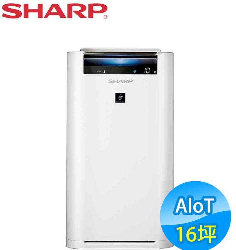 SHARP夏普 16坪 AIoT智慧空氣清淨機 (KC-JH71T-W)