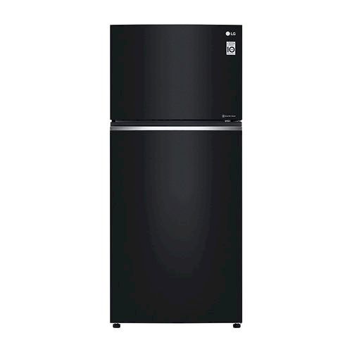 LG 525公升 變頻上下門冰箱 曜石黑(GN-HL567GB)