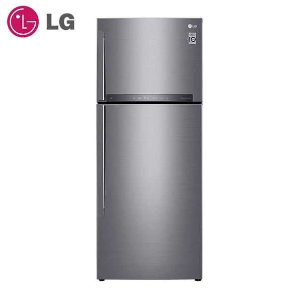 LG 438公升 直驅變頻上下門冰箱 星辰銀 (GI-HL450SV)