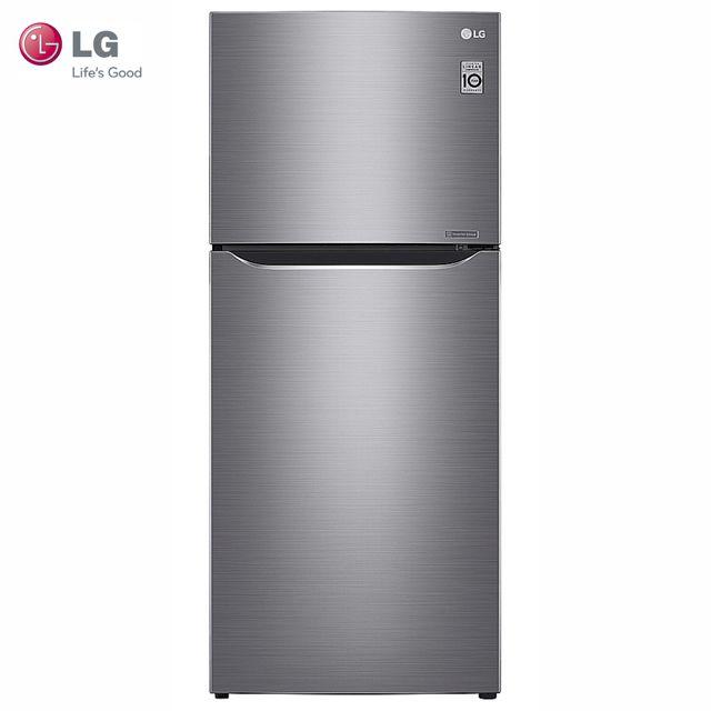 LG 393L變頻雙門冰箱 星辰銀 (GN-BL418SV)