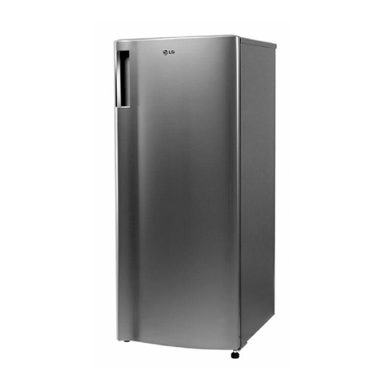 LG 191公升 智慧變頻單門冰箱 精緻銀 (GN-Y200SV)