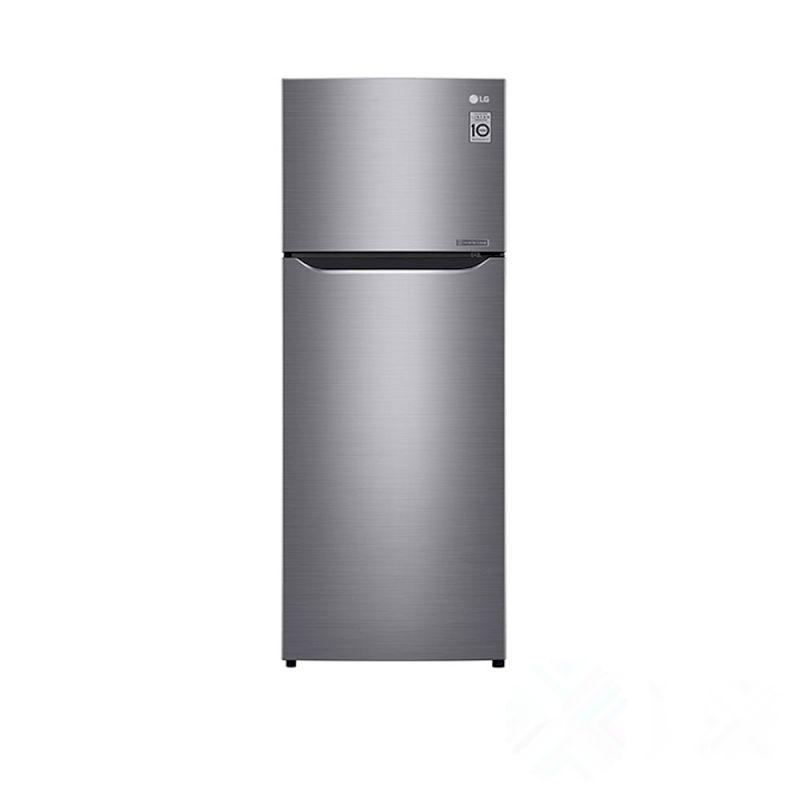 LG 208公升 直驅變頻上廈門冰箱 星辰銀 (GN-L297SV)