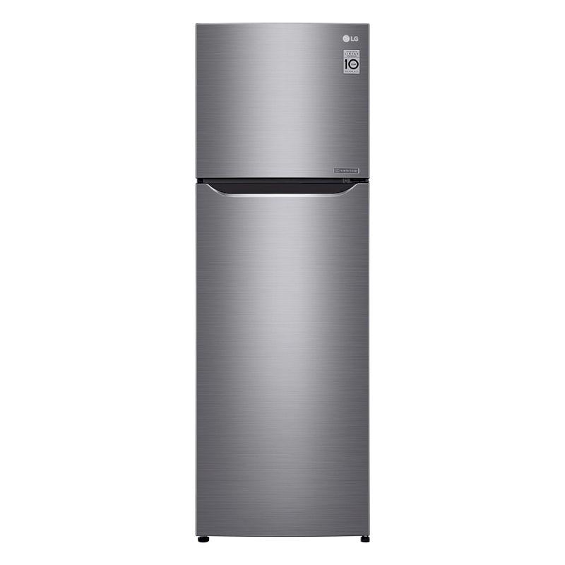 LG 186公升 變頻上下門冰箱 精緻銀 (GN-I235DS)