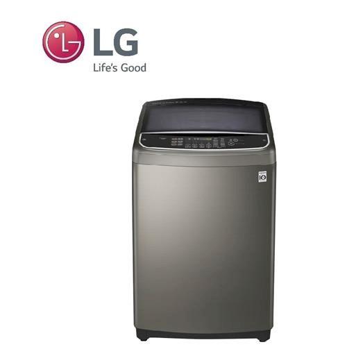 LG 17公斤 第三代DD蒸氣潔勁型洗衣機 不鏽鋼銀 (WT-SD179HVG)