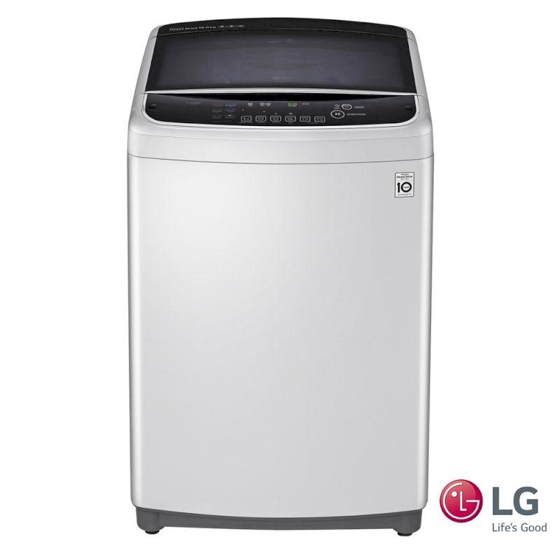 LG 17公斤 第三代DD潔勁型洗衣機 精緻銀 (WT-D179SG)
