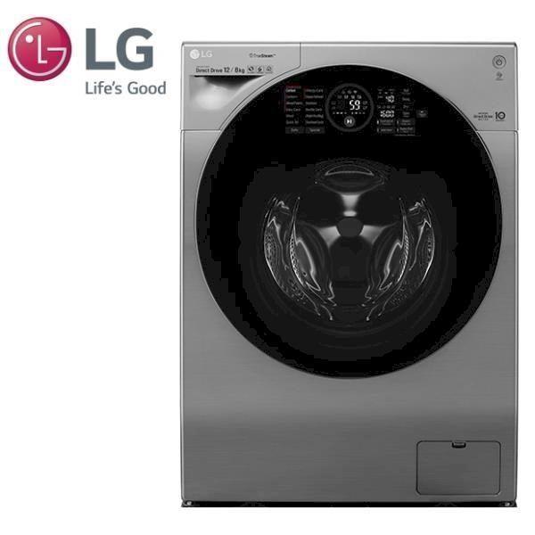 LG 12公斤 蒸洗脫烘WiFi滾筒洗衣機 星辰銀 (WD-S12GV)