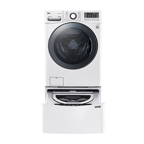 LG 18+2.5公斤 蒸洗脫烘TWINWash雙能洗洗衣機 (WD-S18VBD+WT-D250HW)