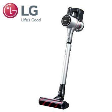 LG A9+ 快清式手持無線吸塵器 晶鑽銀 (A9PBED2X)