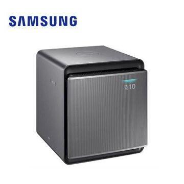 【送三星平板電腦】SAMSUNG 三星 CUBE無風智慧清淨機-光絲銀(AX47T9080SS/TW)